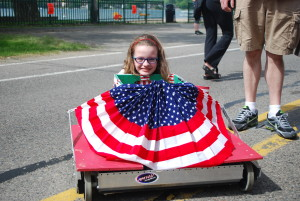 Walled lake Monsters Memorial Day Parade